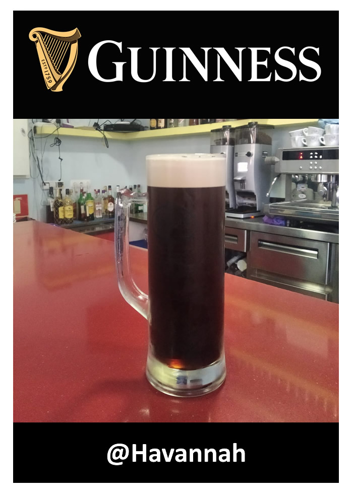 Guinness in Denia