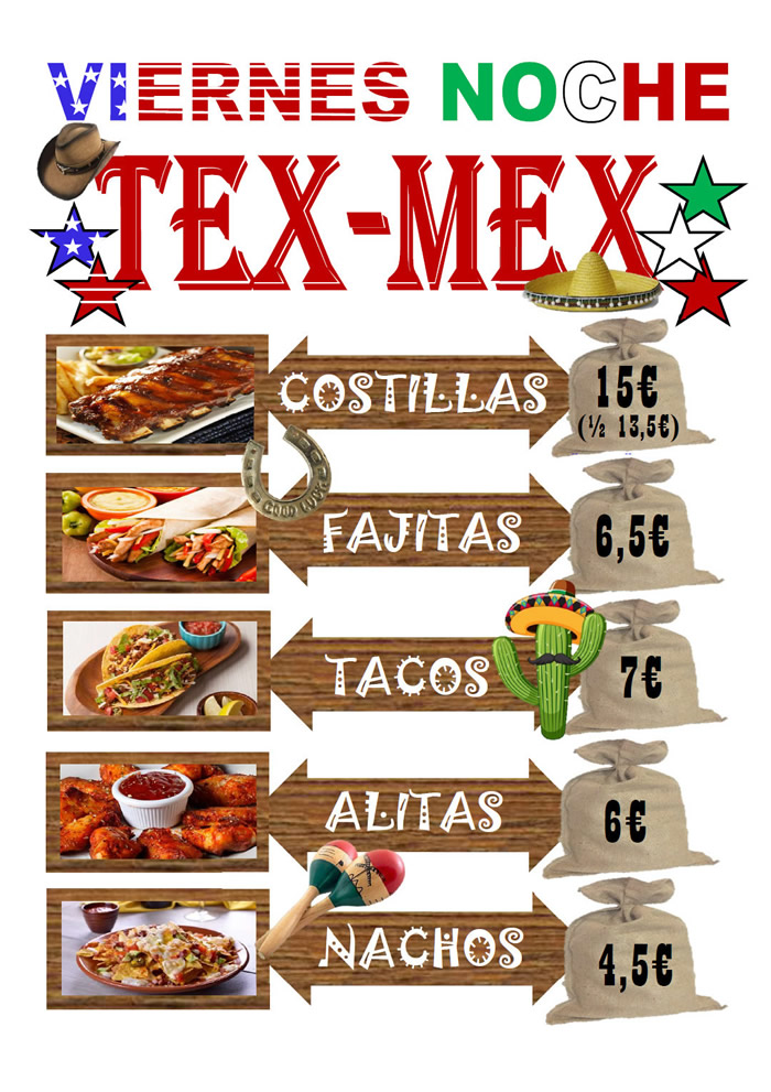 tex mex in Denia